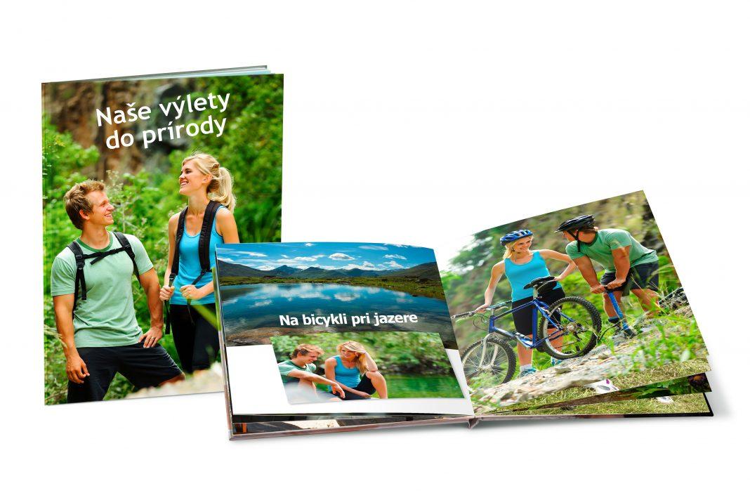 Fotokniha, Fotoprodukty, Happy Foto, fotokniha zušľachtená lakovaním