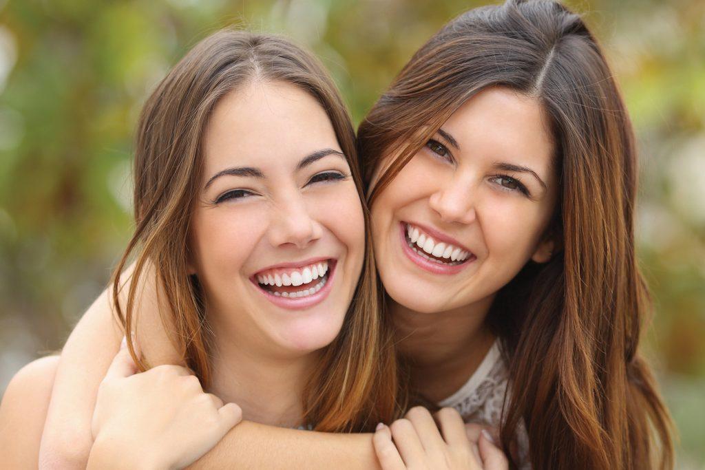 Ako byť šťastný, šťastné ženy