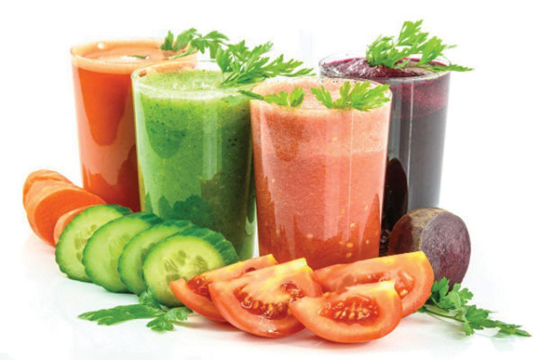 Zdravie, zdravé šťavy