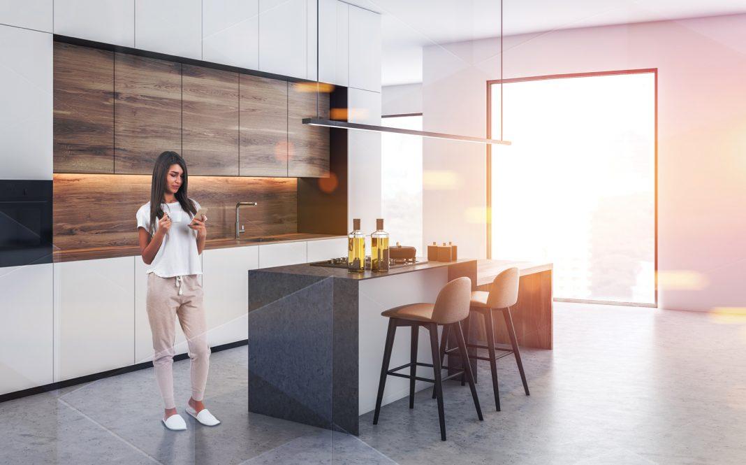 Moderná kuchyna, zariadenie kuchyne, ako si zariadit kuchynu