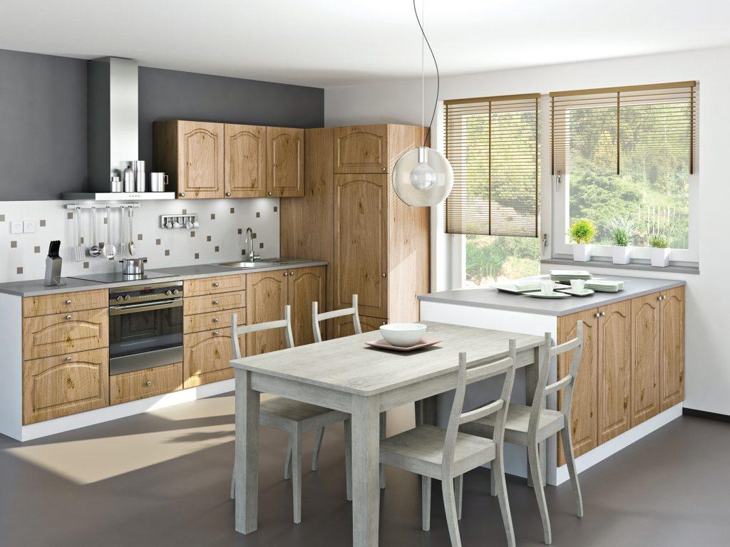 interiér kuchyne, štýlová kuchyna, moderná kuchyna