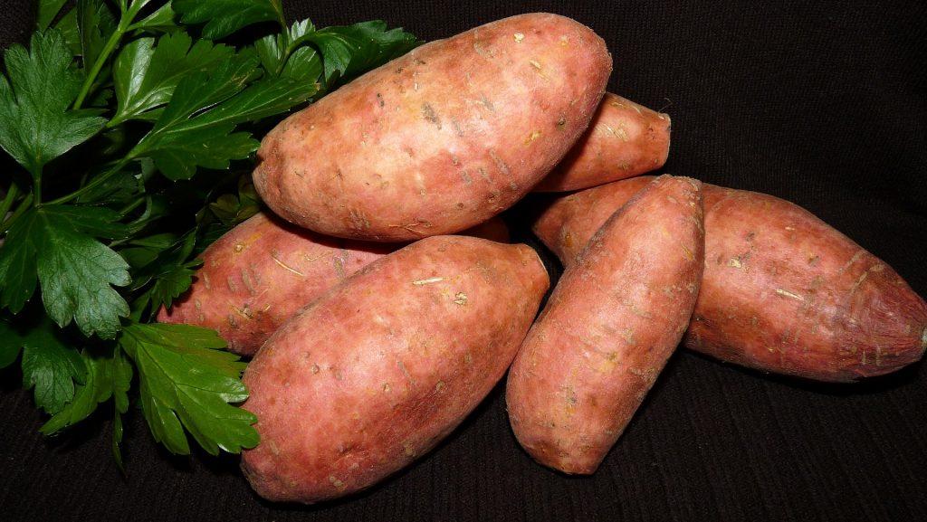 Sladké zemiaky - účinný prostriedok proti stresu