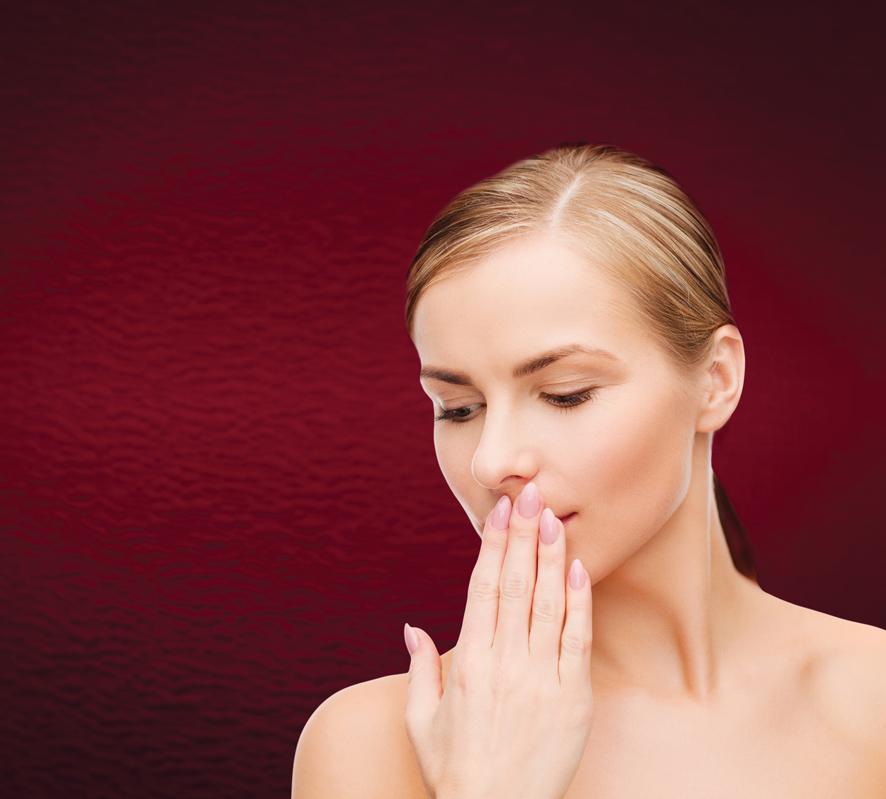 Halitóza, čo je halitóga, pach z úst