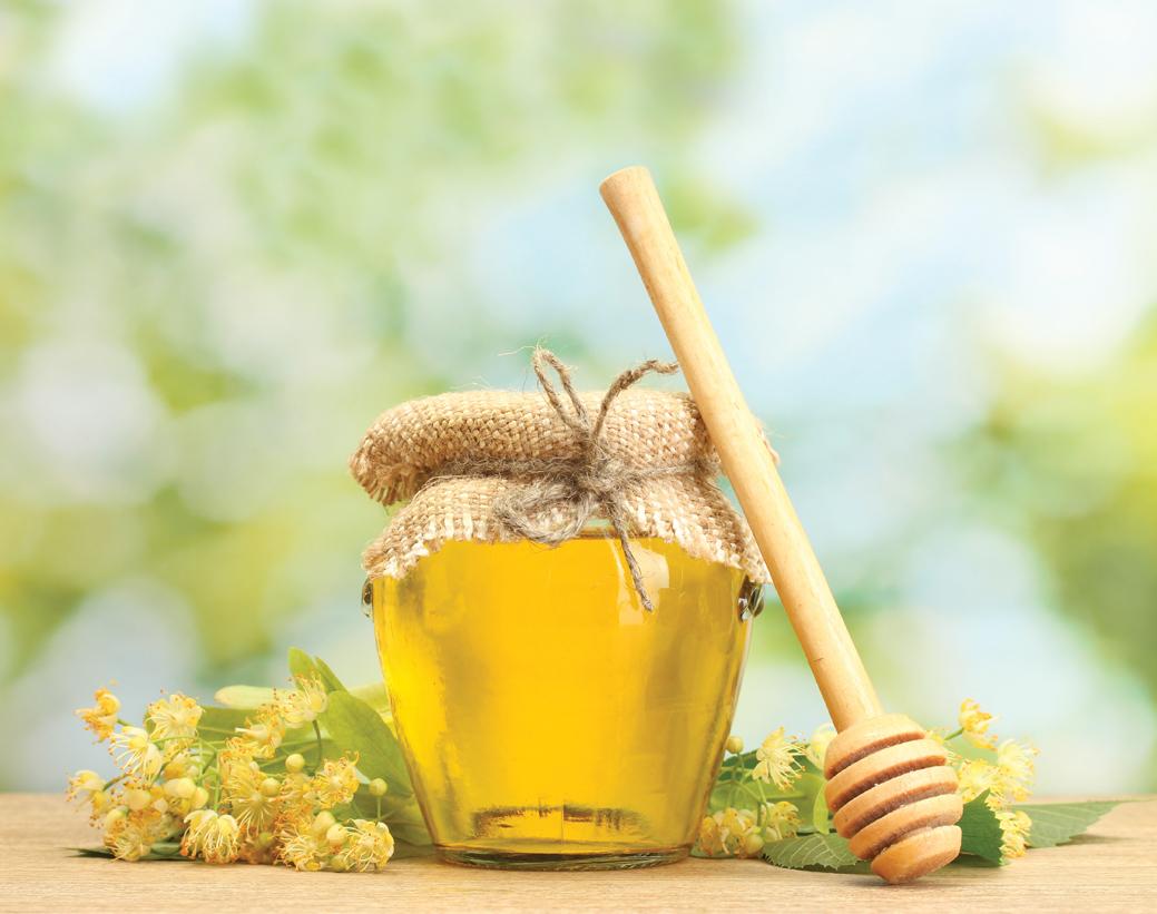 med, účinky medu